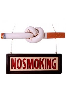 PLACA CIGARRO NO FUMAR
