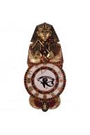 RELOJ EGIPCIO DE PARED