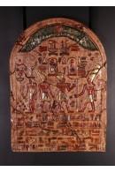 PLACA CEREMONIAL EGIPCIA