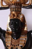 MACETERO HOMBRE EGIPCIO