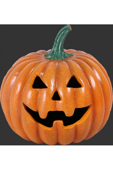 Calabaza Halloween Modelo1 Oriente Y Occidente - Calabaza-hallowen