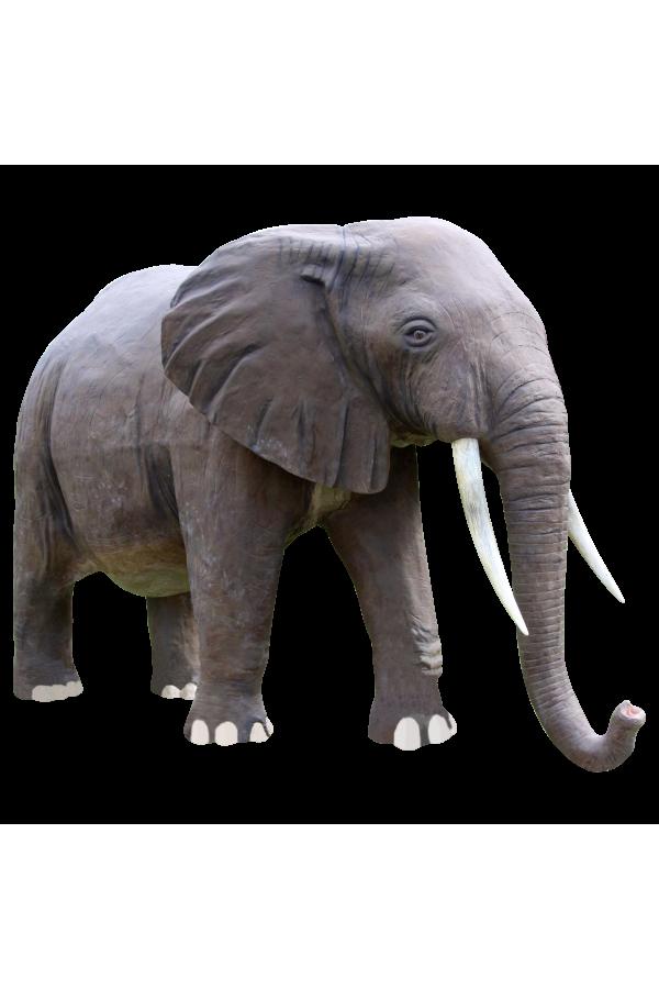 Elefante africano oriente y occidente for Muebles elefante