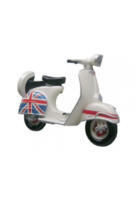 MOTO SCOOTER PARED
